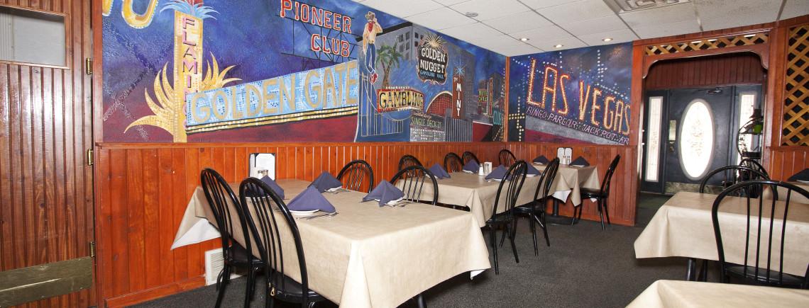 Kurt's Steakhouse A Room