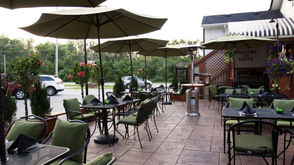 Kurt's Steakhouse Patio