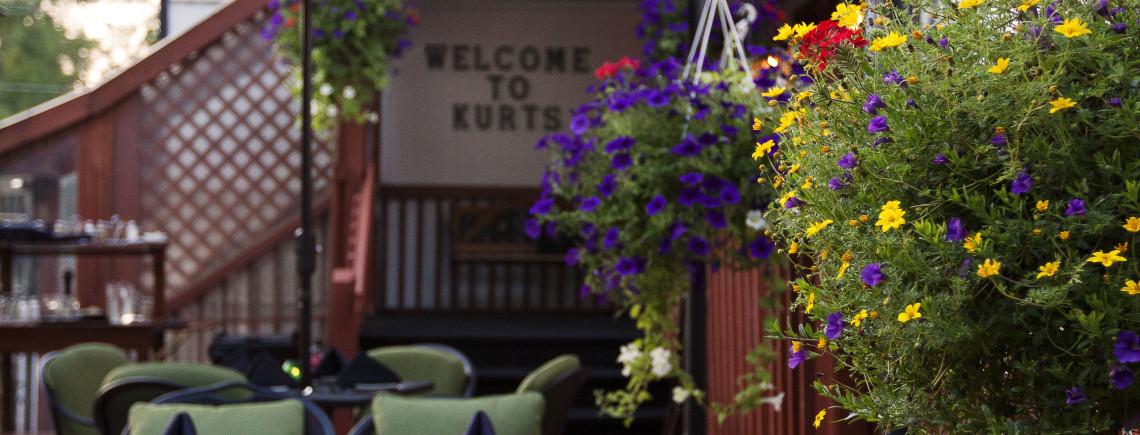 Kurt's Steakhouse Patio